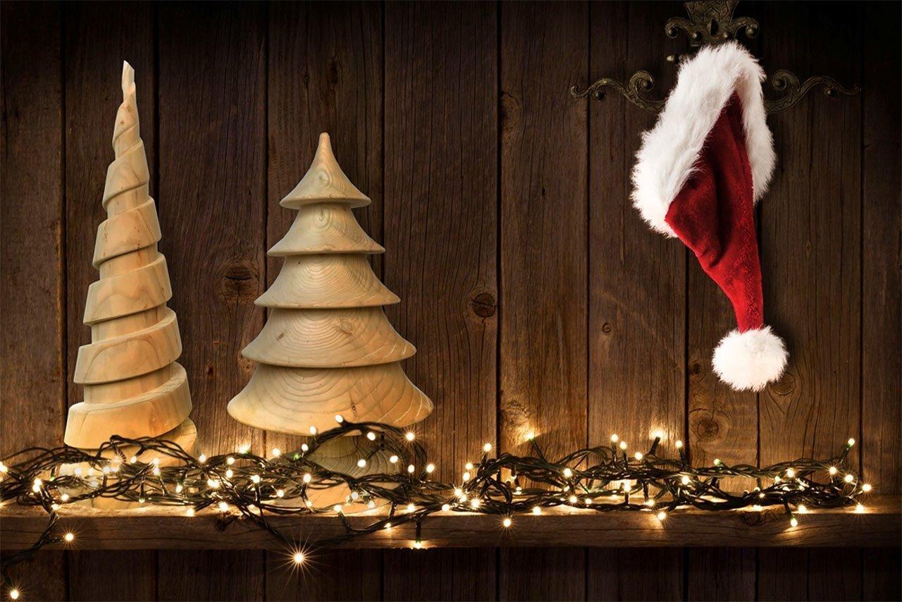 L'albero di Natale in Legno secondo Riva1920